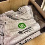 Hack4good T-shirts